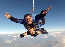 Saut en Parachute Tandem Var Fyence