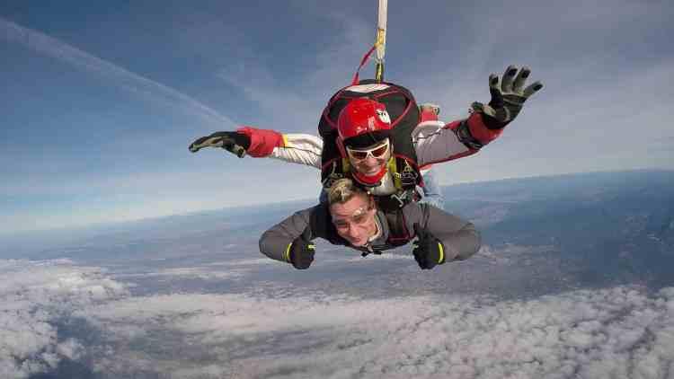 Saut en Parachute Aix-en-Provence