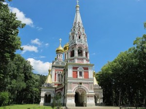 Hram pametnik Shipka