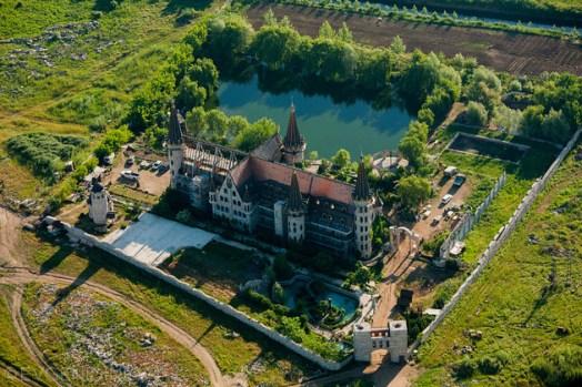 ravadinovo-castle-airview