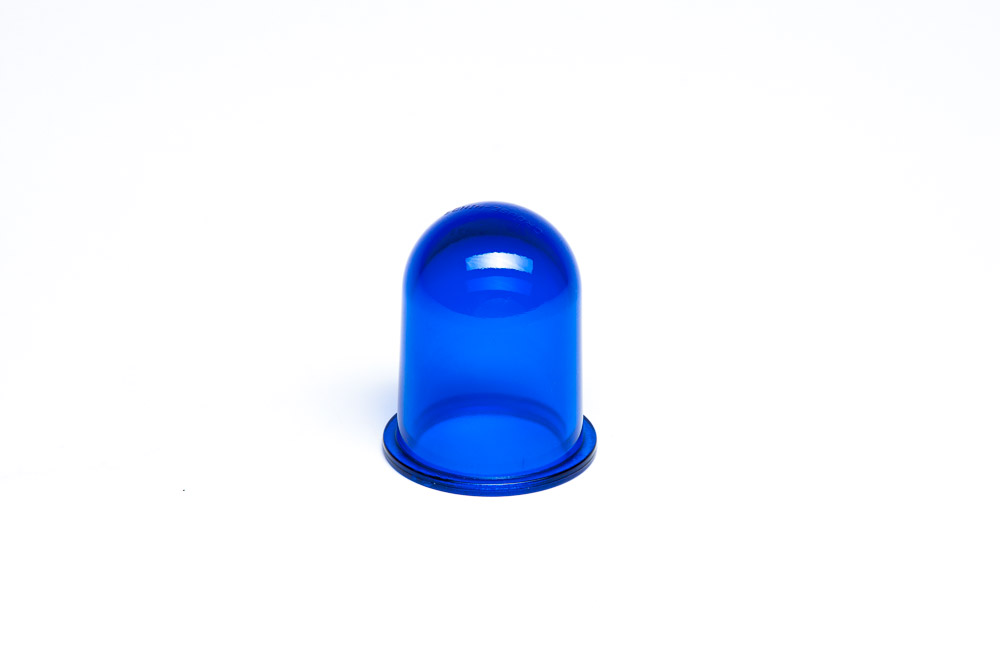 crouse hinds 50380 l861 led glass globe blue