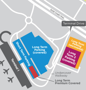Gold Coast Airport Parking Airport Master
