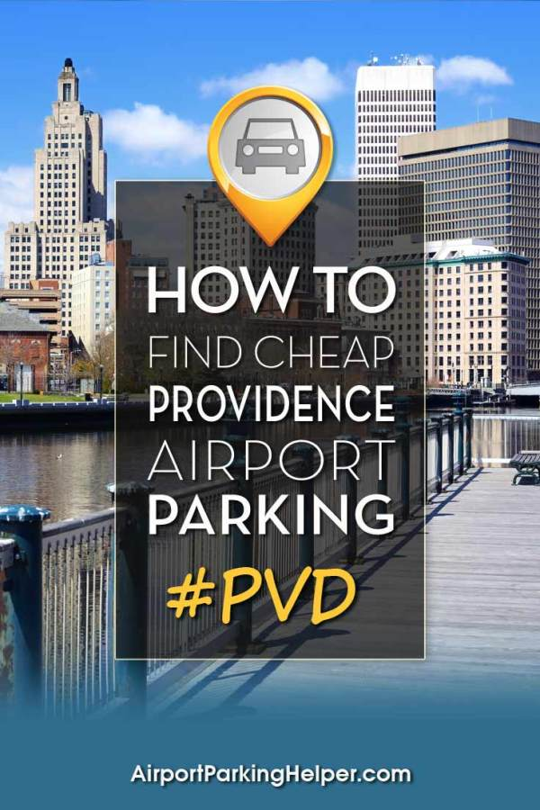 Providence T.F. Green Airport Parking - Cheap PVD Long ...