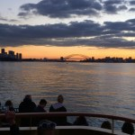 Sunset - Sydney Harbour