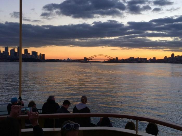 Sydney stopover