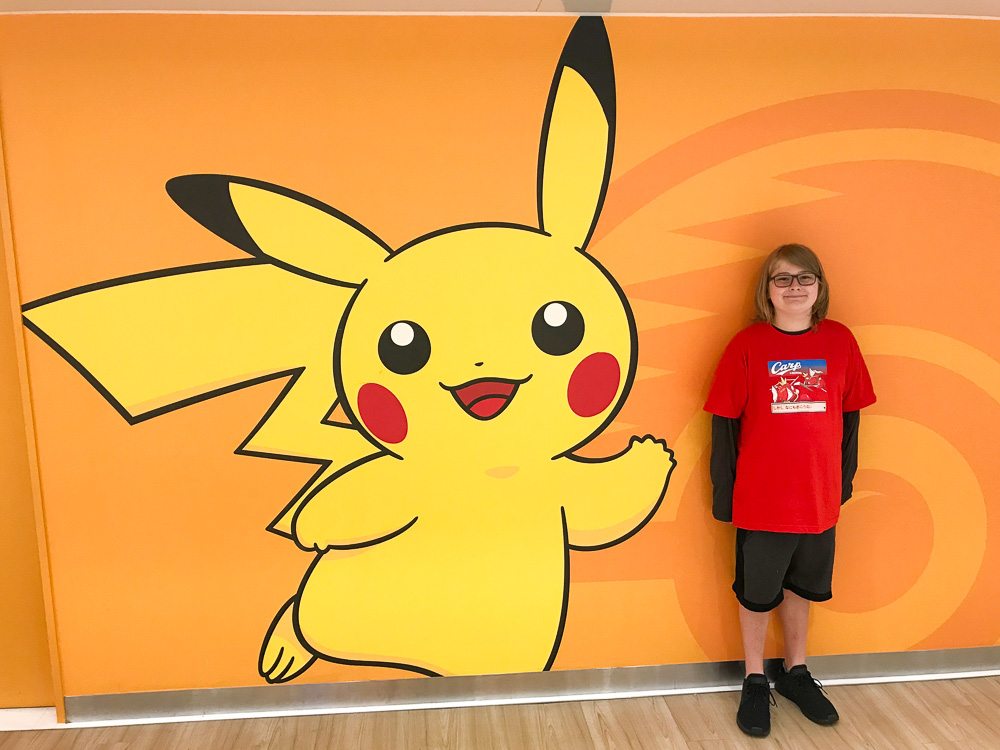Pokémon Center Mega Tokyo