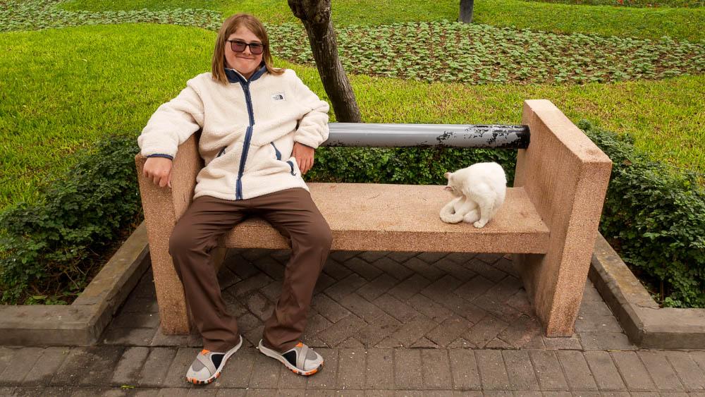 John F Kennedy Park Miraflores
