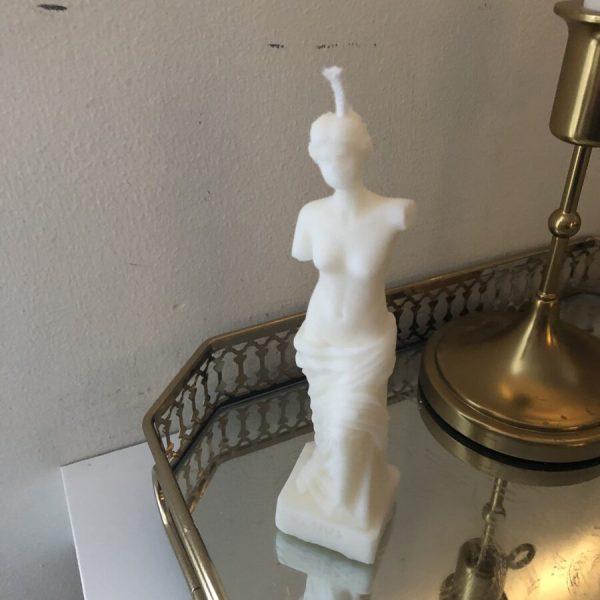 Sojų vaško žvakė VENERA