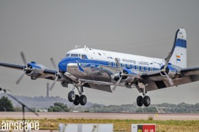 DC-4 ZS-BMH