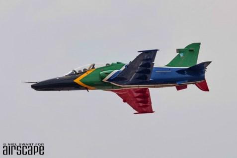 SAAF Denel Hawk Mk.120