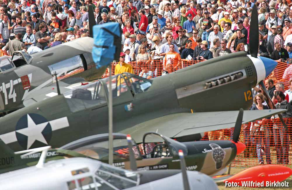 Airshow Breitscheid - Foto: Wilfried Birkholz