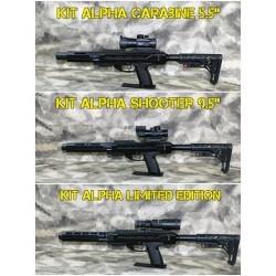 Lanzamiento: Kit Alpha para pistola MK23 Socom de FIJO CUSTOMS Novedades