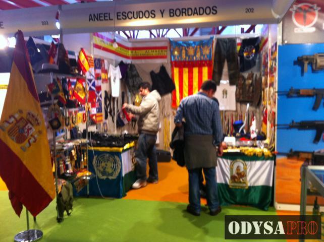 Reportaje fotográfico de la Feria de Airsoft PRO 2012 Foto-reportajes