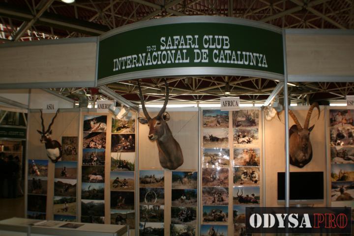 Presentación del Airsoft en la Feria Captura de Barcelona Foto-reportajes