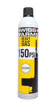 gas airsoft swiss armrs 150 psi amarillo