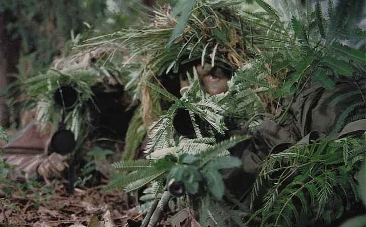 Airsoft Ghillie Suit