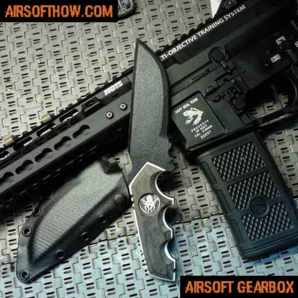 Airsoft Knife