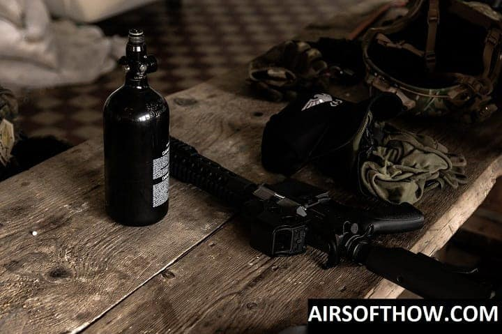 How to load Airsoft Gun