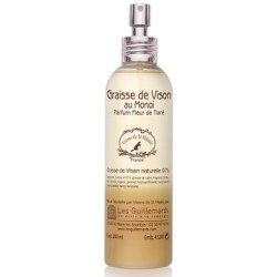 Graisse de vison au Monoï / Natural mink grease with Monoï 200ml