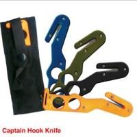 Coupe suspente / Hook Knife – CAPTAIN HOOK