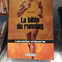 Livre / Book – «La Bible du Running» Ed Amphora