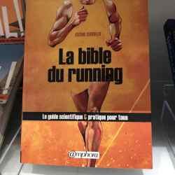 "Livre / Book – ""La Bible du Running"" Ed Amphora"