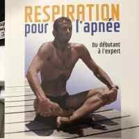 Livre / Book –  «Respiration pour l'apnée» Ed Amphora