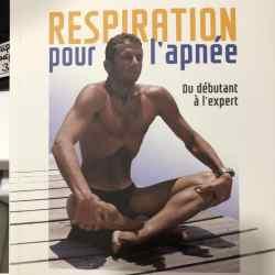 """Livre / Book –  """"Respiration pour l'apnée"""" Ed Amphora"""