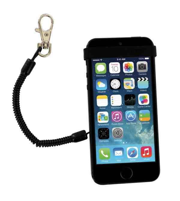 accroche téléphone leash universel 2