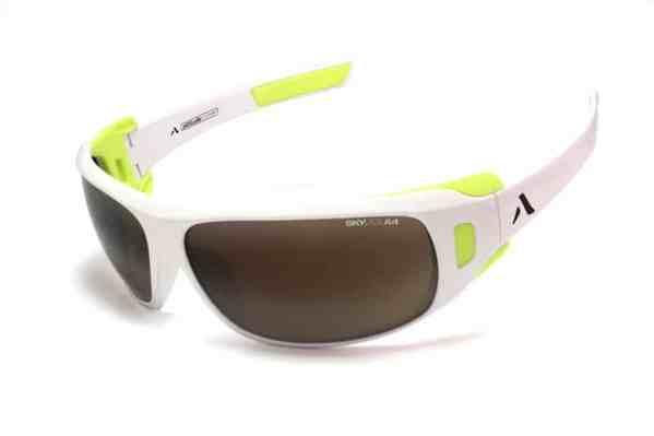 lunettes Icepark blanc/anis