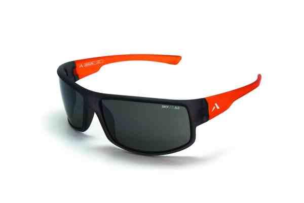 lunettes Jag gris orange