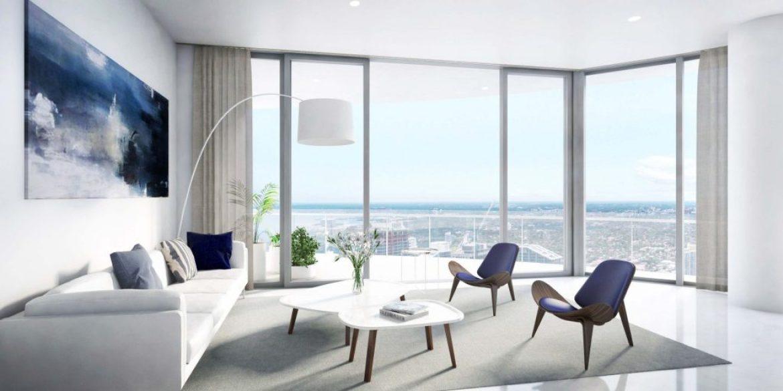 Sky Residence Living Room