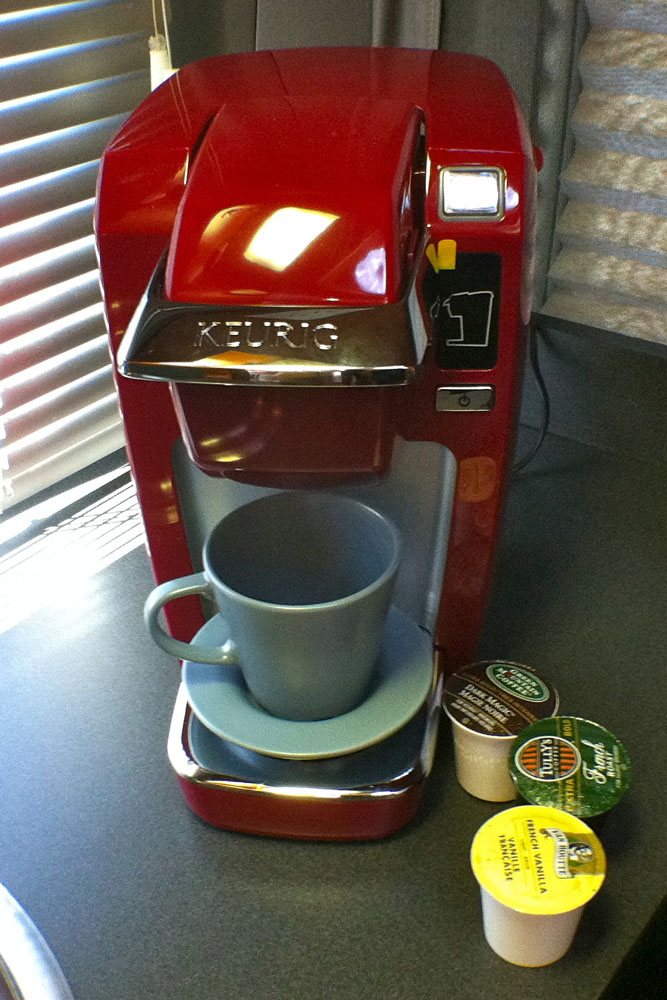 Keurig Coffee Assortment