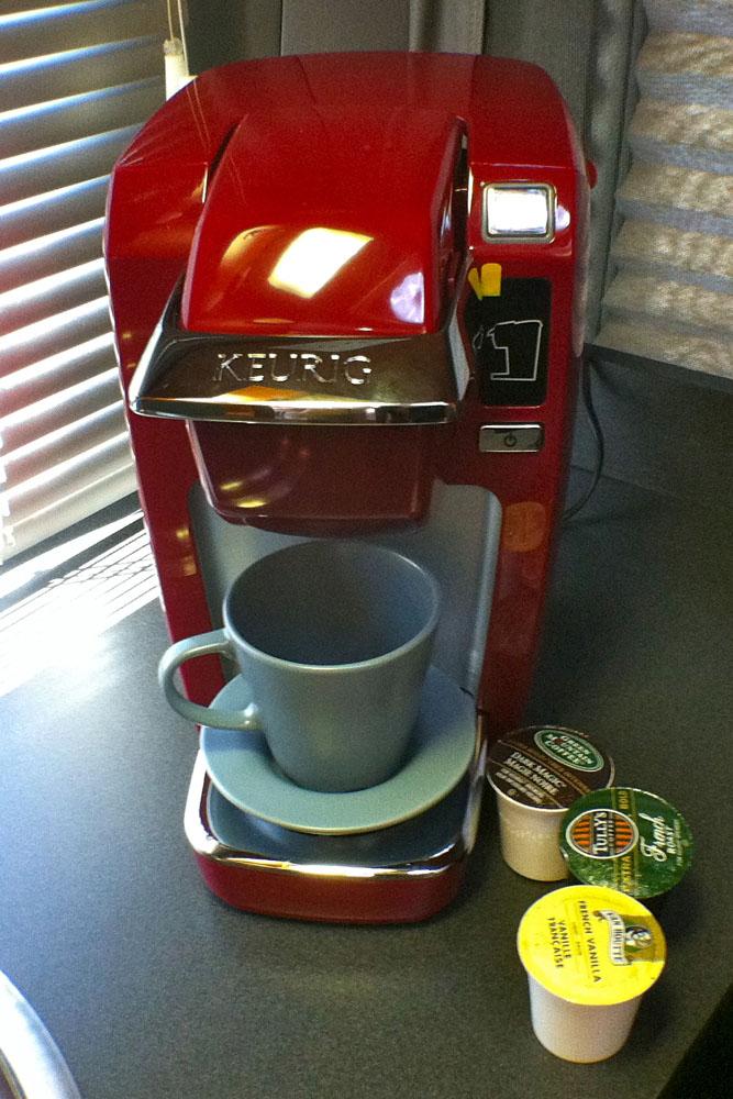 Keurig Coffee Assortment