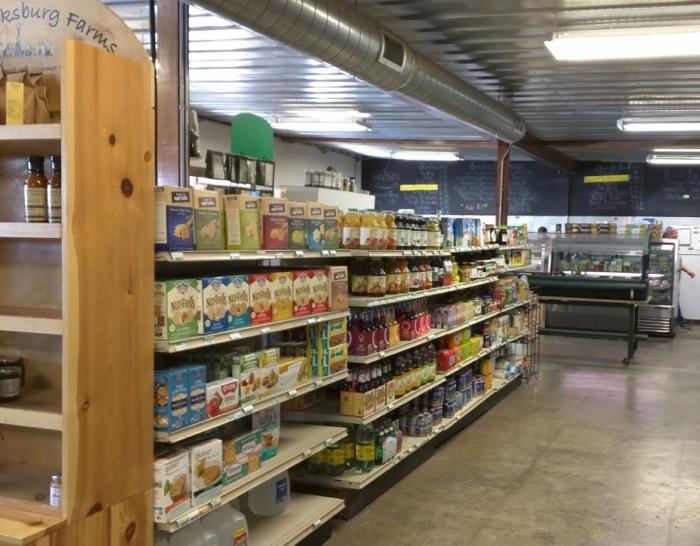 ft davis stone grocery