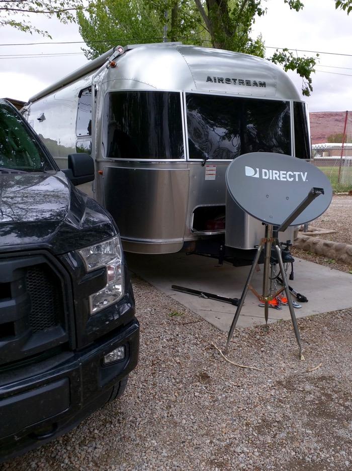 airstream and directv