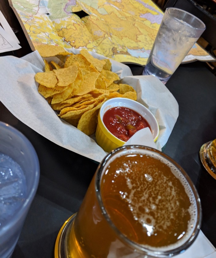 snack at escalante outfitters