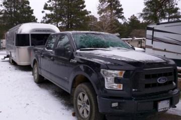 farewell snowstorm