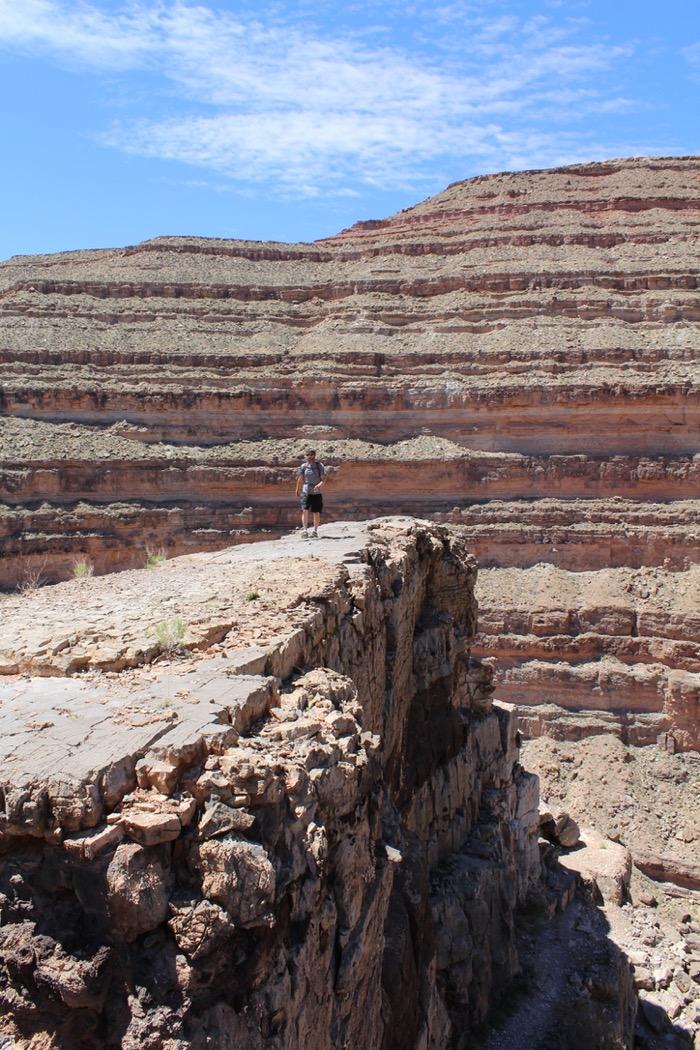 honaker trail goosenecks state park