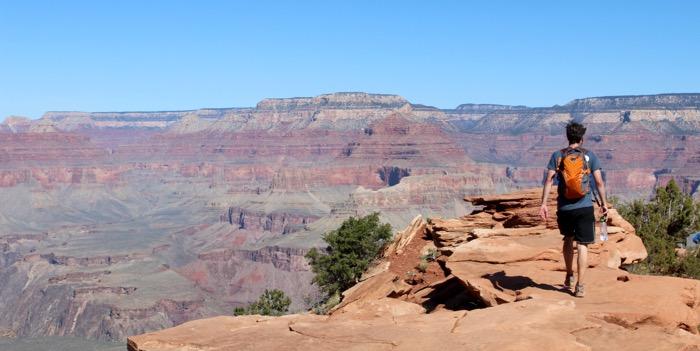 grand canyon south kaibab trail