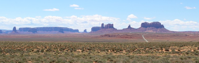 monument valley vista