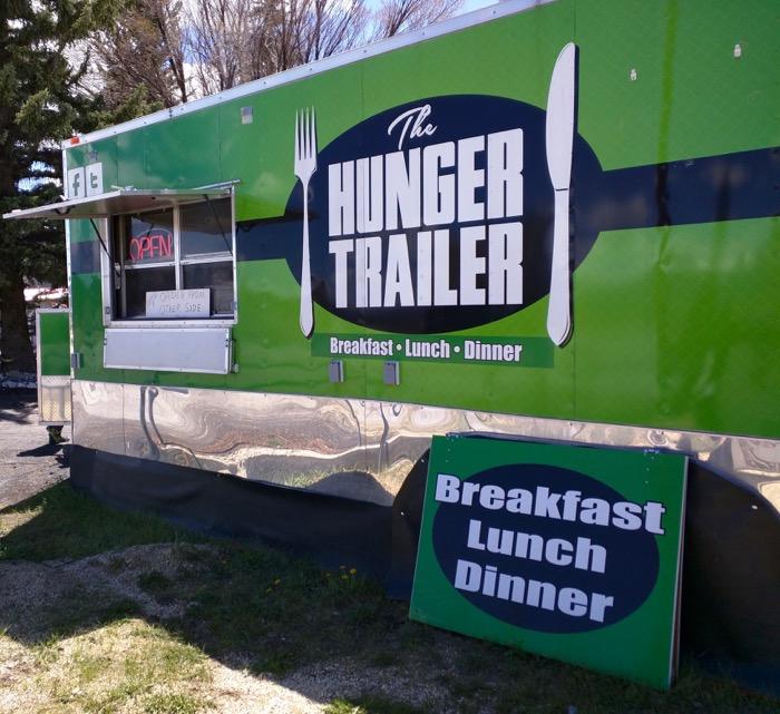 hunger trailer poncha springs