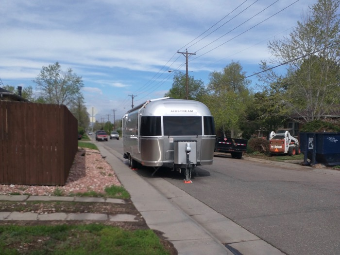 airstream boondocking in denver