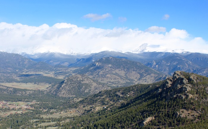 lily mountain hike estes park