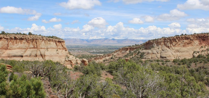 devils canyon hike grand junction