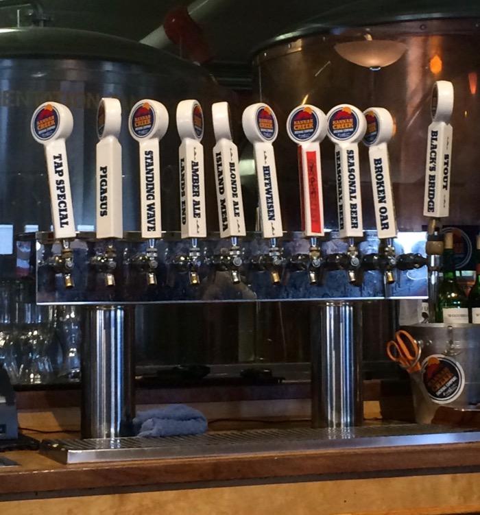 kannah creek brewery taps