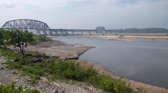 bridge over the ohio river to louisville