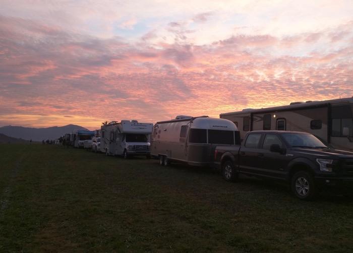 lockn airstream sunrise