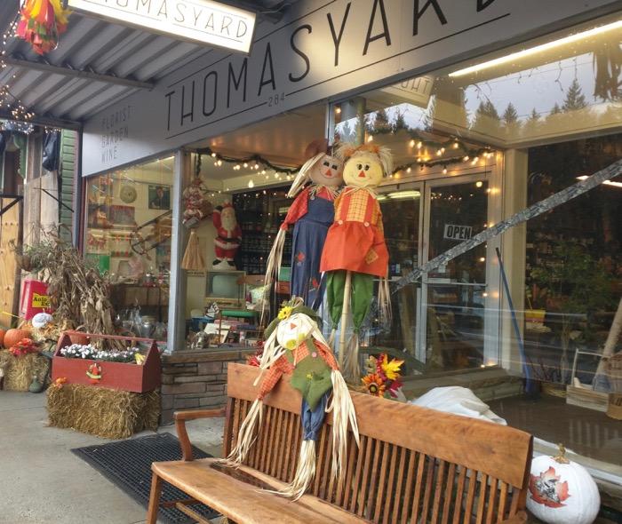 thomasyard shop thomas wv
