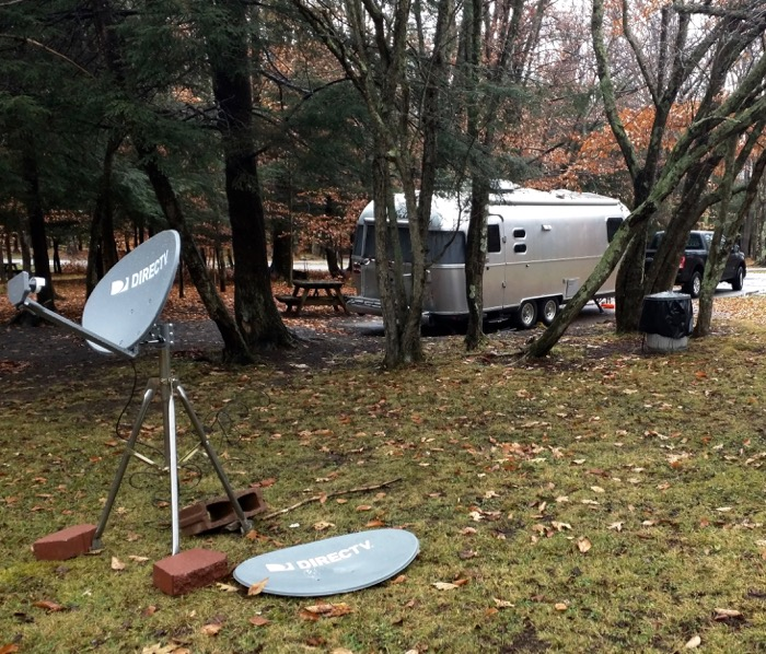 airstream camping canaan valley resort state park